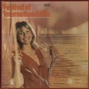 Click here for more info about 'Various-Easy Listening - Festival Of International Hits'