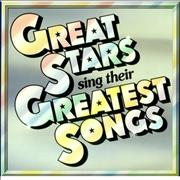 Click here for more info about 'Various-Easy Listening - Great Stars Sing Their Greatest Songs'
