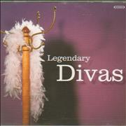 Click here for more info about 'Various-Easy Listening - Legendary Divas'