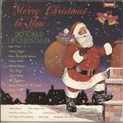 Click here for more info about 'Various-Easy Listening - Merry Christmas To You'