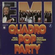 Click here for more info about 'Various-Easy Listening - Quadro Pop Party'
