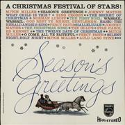 Click here for more info about 'Various-Easy Listening - Season's Greetings: A Christmas Festival Of Stars!'