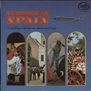 Click here for more info about 'Various-Easy Listening - Summer In Spain'