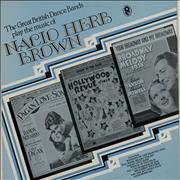 Click here for more info about 'Various-Easy Listening - The Great British Dance Bands Play The Music Of Nacio Herb Brown'