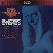 Click here for more info about 'Various-Easy Listening - Thrill To The Sensational Sound Of Super Stereo'