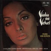 Click here for more info about 'Various-Easy Listening - Violin On Velvet'