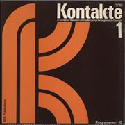 Click here for more info about 'Various-Educational, Informational & Historical - Kontakte 1'