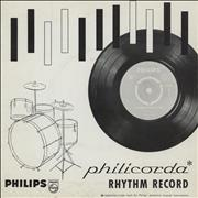 Click here for more info about 'Various-Educational, Informational & Historical - Philicorda Rhythm Record'