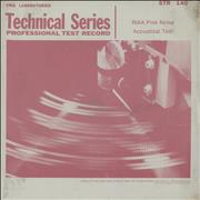 Click here for more info about 'Various-Educational, Informational & Historical - RIAA Pink Noise Acoustical Test - Sealed'