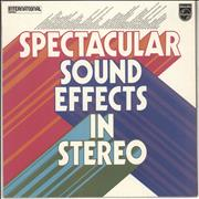 Click here for more info about 'Various-Educational, Informational & Historical - Spectacular Sound Effects In Stereo'