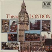 Click here for more info about 'Various-Educational, Informational & Historical - This Is London - A Tour In Stereo Sound Of The World's Most Exciting City'