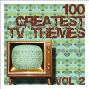 Click here for more info about 'Various-Film, Radio, Theatre & TV - 100 Greatest TV Themes Vol 2'
