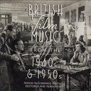Click here for more info about 'Various-Film, Radio, Theatre & TV - British Film Music From The 1940s & 1950s'