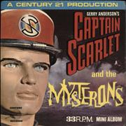 Click here for more info about 'Various-Film, Radio, Theatre & TV - Captain Scarlet And The Mysterons'