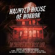 Click here for more info about 'Various-Film, Radio, Theatre & TV - Haunted House Of Horror - Orange Vinyl - Sealed'