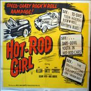 Click here for more info about 'Hot-Rod Girl'