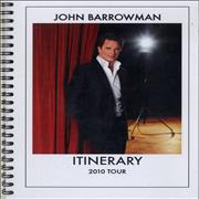 Click here for more info about 'Various-Film, Radio, Theatre & TV - John Barrowman - 2010 Tour'