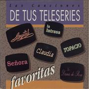 Click here for more info about 'Various-Film, Radio, Theatre & TV - Las Canciones de Tus Teleseries'