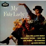 Click here for more info about 'Various-Film, Radio, Theatre & TV - My Fair Lady EP'