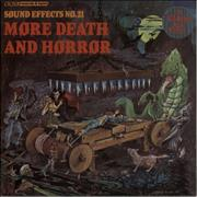 Click here for more info about 'Various-Film, Radio, Theatre & TV - Sound Effects Vol.21 - More Death & Horror - Red Vinyl'