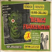 Click here for more info about 'Various-Film, Radio, Theatre & TV - Teenage Frankenstein'