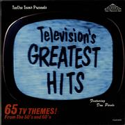 Click here for more info about 'Various-Film, Radio, Theatre & TV - Television's Greatest Hits'