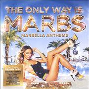 Click here for more info about 'Various-Film, Radio, Theatre & TV - The Only Way Is Marbs'