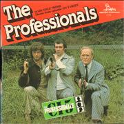 Click here for more info about 'Various-Film, Radio, Theatre & TV - The Professionals / The New Avengers'