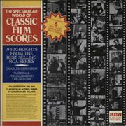 Click here for more info about 'Various-Film, Radio, Theatre & TV - The Spectacular World Of Classic Film Scores'