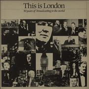Click here for more info about 'Various-Film, Radio, Theatre & TV - This Is London: 50 Years Of Broadcasting To The World'