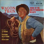 Click here for more info about 'Various-Film, Radio, Theatre & TV - Wagon Train EP'
