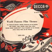 Click here for more info about 'Various-Film, Radio, Theatre & TV - World Famous Film Themes'