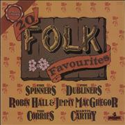 Click here for more info about 'Various-Folk - 20 Folk Favourites'