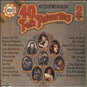 Click here for more info about 'Various-Folk - 40 Folk Favourites'