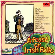 Click here for more info about 'Various-Folk - A Feast Of Irish Folk'