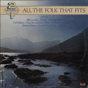 Click here for more info about 'Various-Folk - All The Folk That Fits'