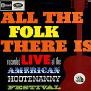 Click here for more info about 'Various-Folk - All The Folk There Is'
