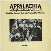 Click here for more info about 'Various-Folk - Appalachia - The Old Traditions - Volume 2'
