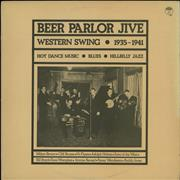 Click here for more info about 'Various-Folk - Beer Parlor Jive - Western Swing - 1935-1941'
