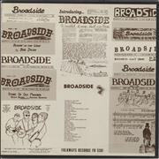 Various-Folk Broadside Ballads Vol. 1 USA vinyl LP
