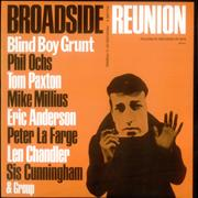 Click here for more info about 'Various-Folk - Broadside Reunion Volume 6'