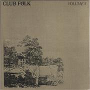 Click here for more info about 'Various-Folk - Club Folk Volume 2'