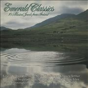 Click here for more info about 'Various-Folk - Emerald Classics'
