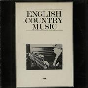 Various-Folk English Country Music UK vinyl LP