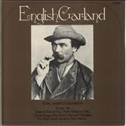 Various-Folk English Garland UK vinyl LP