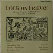 Click here for more info about 'Various-Folk - Folk On Friday'