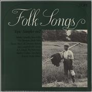 Click here for more info about 'Various-Folk - Folk Songs - Green Sleeve'