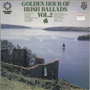 Click here for more info about 'Various-Folk - Golden Hour Of Irish Ballads Vol. 2'