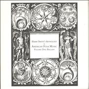 Click here for more info about 'Various-Folk - Harry Smith's Anthology Of American Folk Music Volume One: Ballads'