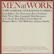 Click here for more info about 'Various-Folk - Men At Work - Topic Sampler Of Folk Songs Number 3'